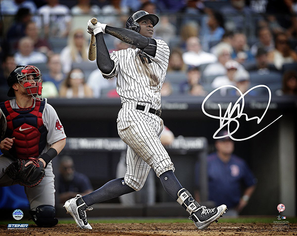 Didi Gregorius Signed Photo Steiner Sports