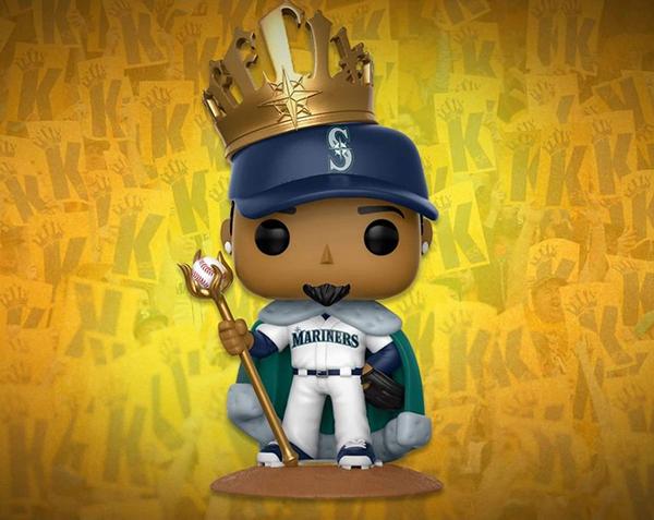 Funko POP Felix Hernandez Seattle Mariners 2017 Stadium Giveaway