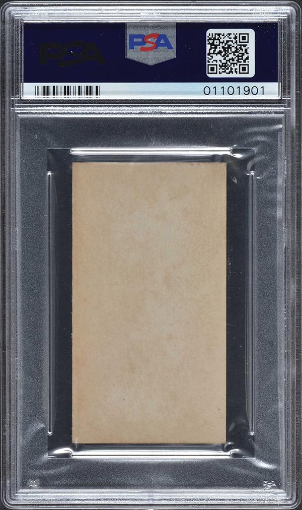 1916 M101-4 Sporting News Babe Ruth Back