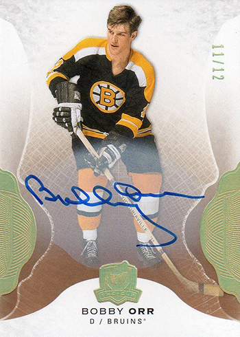 2016-17 Upper Deck The Cup Gold Spectrum Bobby Orr