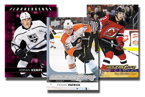 2017-18 Upper Deck Series 2 Hockey
