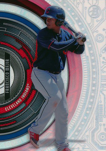 2017 Bowman High Tek Pattern Variations - Circuit Board