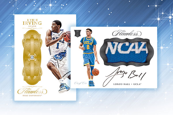 2017 Panini Flawless Collegiate Basketball
