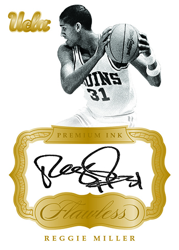 2017 Panini Flawless Collegiate Basketball Premium Ink