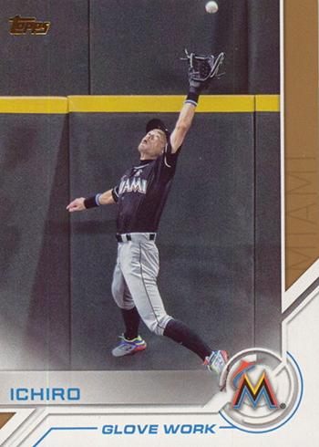2017 Topps Update Series Baseball Topps Salute Ichiro