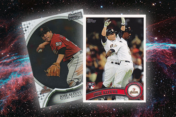 Most Valuable Jose Altuve Rookie Card Countdown