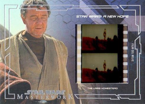 2017 Topps Star Wars Masterwork Film Cel Relics