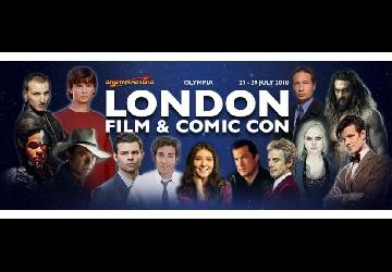BAS at London Film and Comic Con