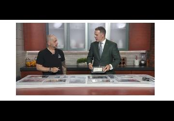 Steve Grad features signed Star Warsmemorabilia