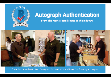 Steve Grad - The Autograph Expert from Pawn Stars