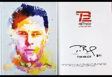 The Basics of Collecting Tom Brady's Signature