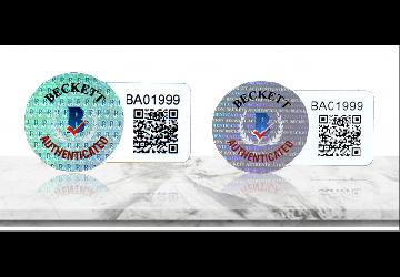 Beckett Authentication Announces New Certification Sticker