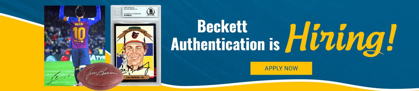 Beckett Hiring