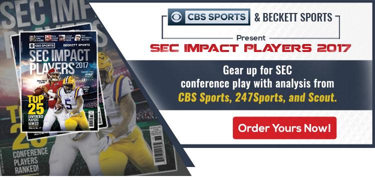 SEC Impact Players 2017
