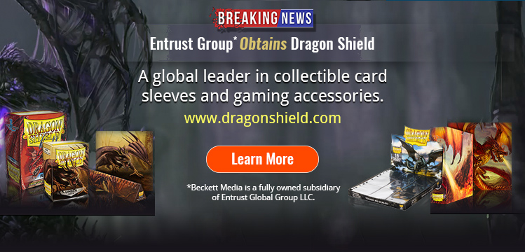 Entrust Group Obtains Dragon Shield