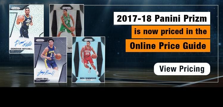 2017-18 Panini Prizm