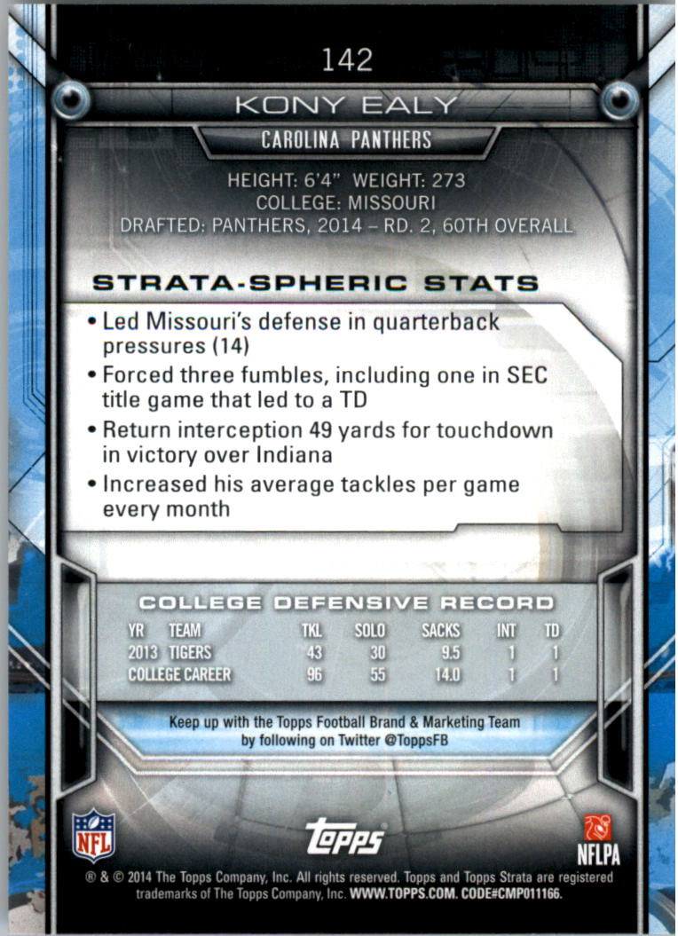 2014-Topps-Strata-Retail-Football-Card-Pick thumbnail 189