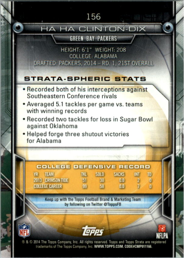 2014-Topps-Strata-Retail-Football-Card-Pick thumbnail 215