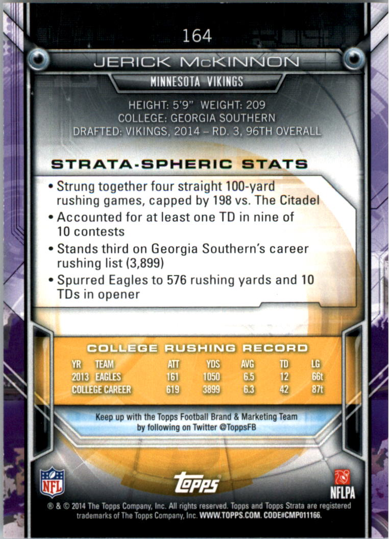 2014-Topps-Strata-Retail-Football-Card-Pick thumbnail 227