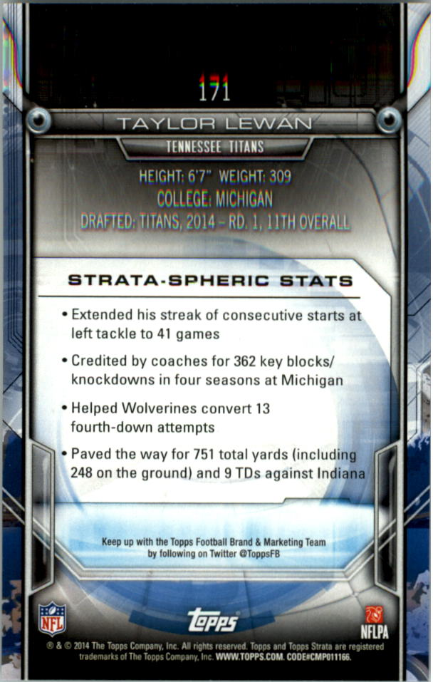 2014-Topps-Strata-Retail-Football-Card-Pick thumbnail 235