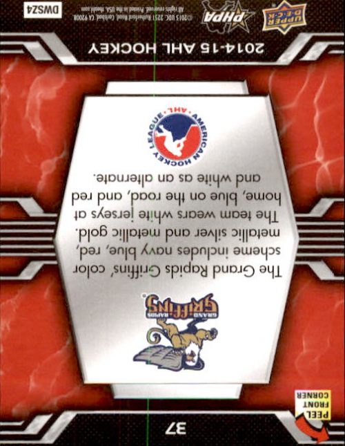 2014-15-Upper-Deck-AHL-Hk-039-s-Logo-Stickers-You-Pick-Buy-10-cards-FREE-SHIP thumbnail 75
