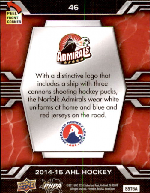2014-15-Upper-Deck-AHL-Hk-039-s-Logo-Stickers-You-Pick-Buy-10-cards-FREE-SHIP thumbnail 91