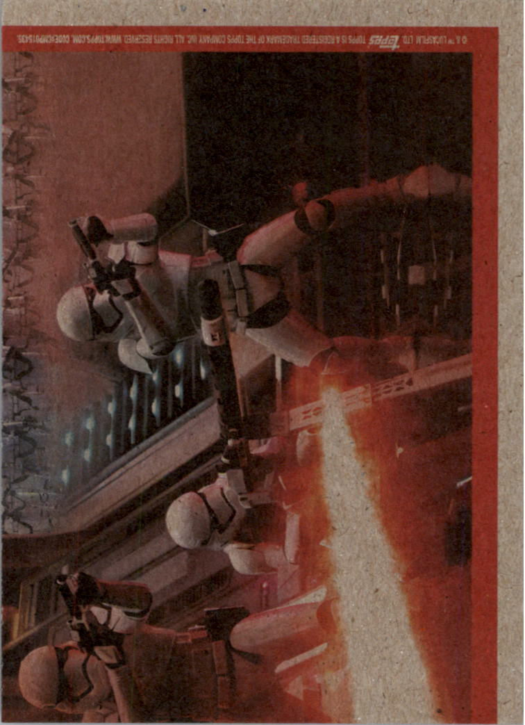 2015-Star-Wars-Journey-to-The-Force-Awakens-Black-Trading-Card-Pick miniature 179
