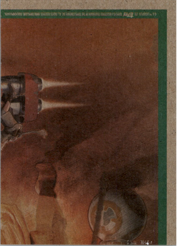 2015-Star-Wars-Journey-to-The-Force-Awakens-Black-Trading-Card-Pick miniature 219