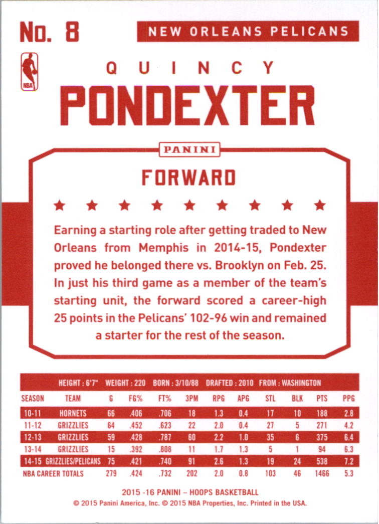 2015-16-Hoops-Red-Backs-Basketball-Card-Pick thumbnail 3
