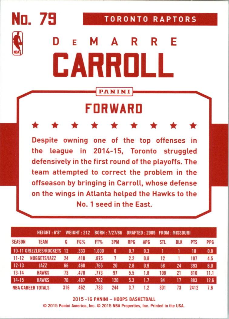 2015-16-Hoops-Red-Backs-Basketball-Card-Pick thumbnail 27