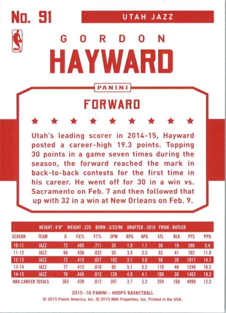 2015-16-Hoops-Red-Backs-Basketball-Card-Pick thumbnail 29