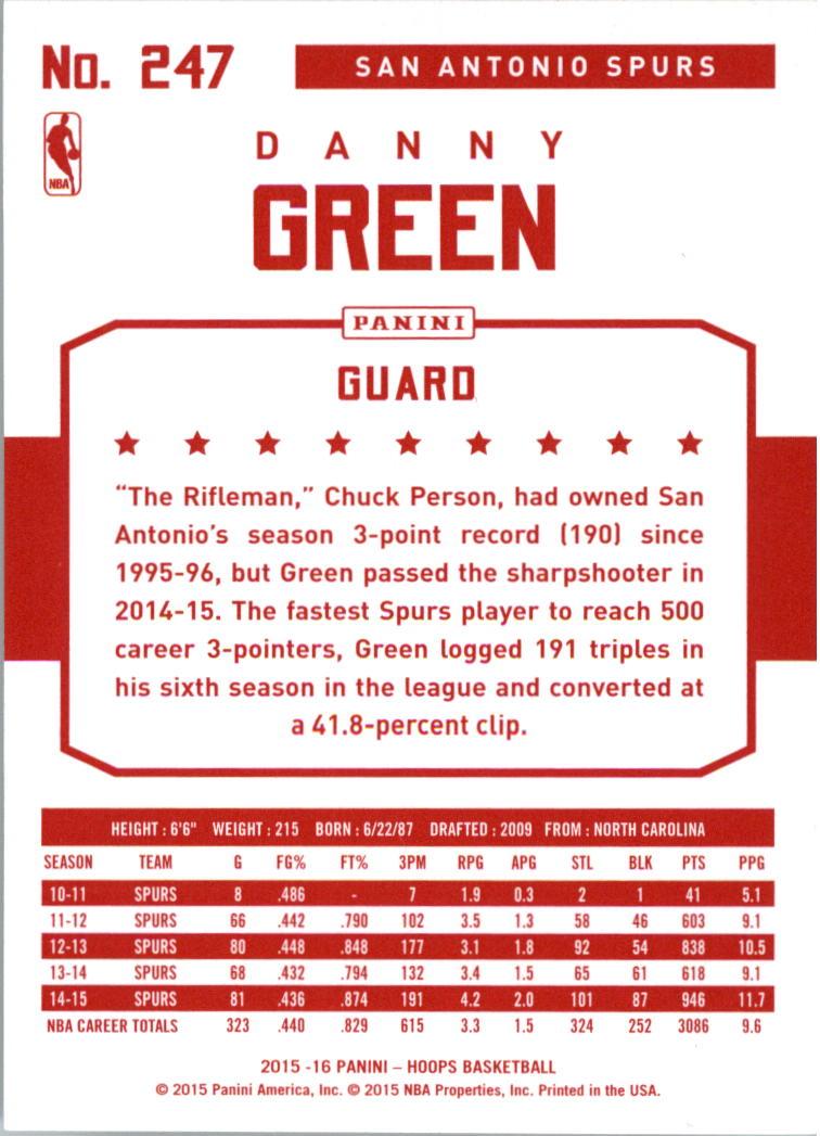 2015-16-Hoops-Red-Backs-Basketball-Card-Pick thumbnail 89