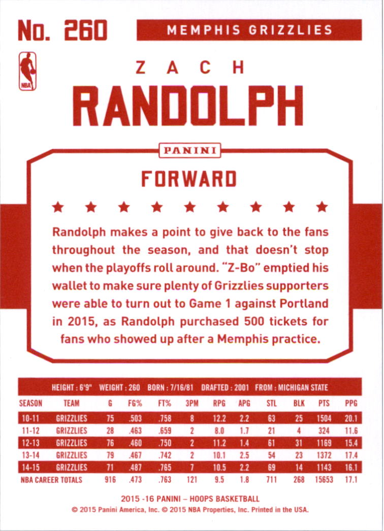 2015-16-Hoops-Red-Backs-Basketball-Card-Pick thumbnail 95