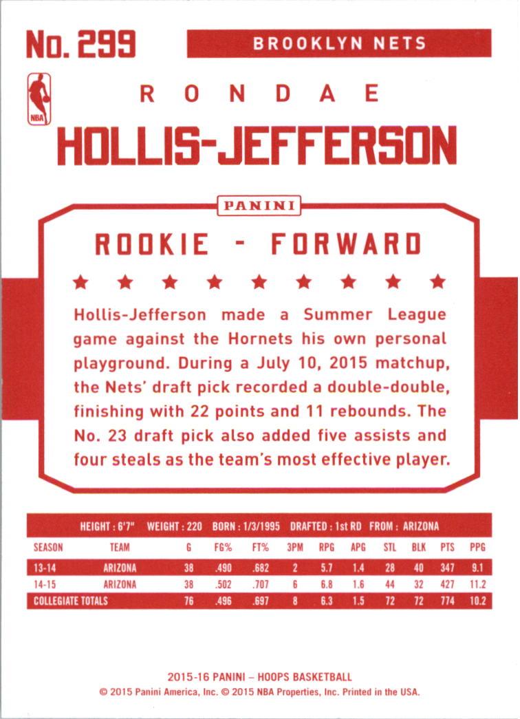 2015-16-Hoops-Red-Backs-Basketball-Card-Pick thumbnail 101