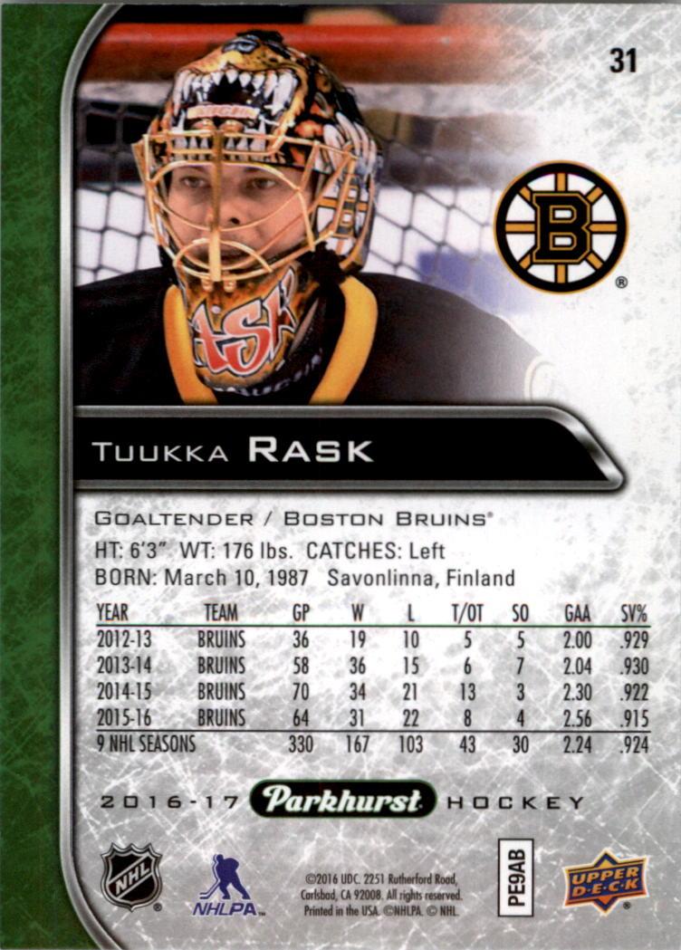 2016-17-Parkhurst-Hockey-Card-Pick thumbnail 29
