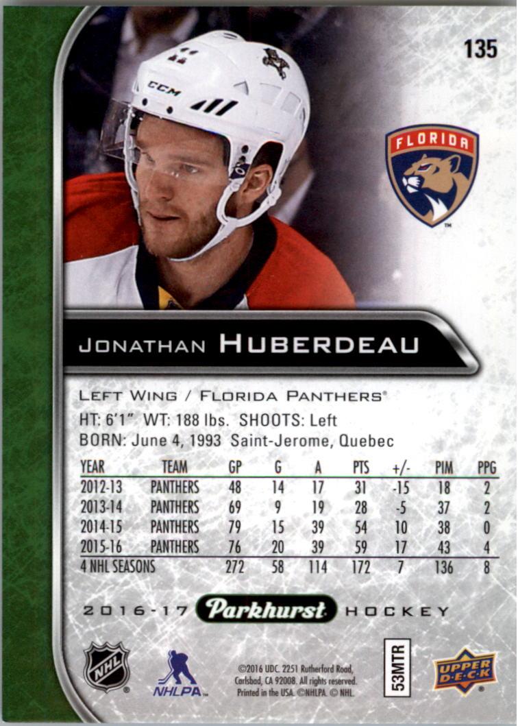 2016-17-Parkhurst-Hockey-Card-Pick thumbnail 133