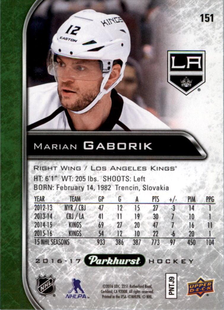 2016-17-Parkhurst-Hockey-Card-Pick thumbnail 145