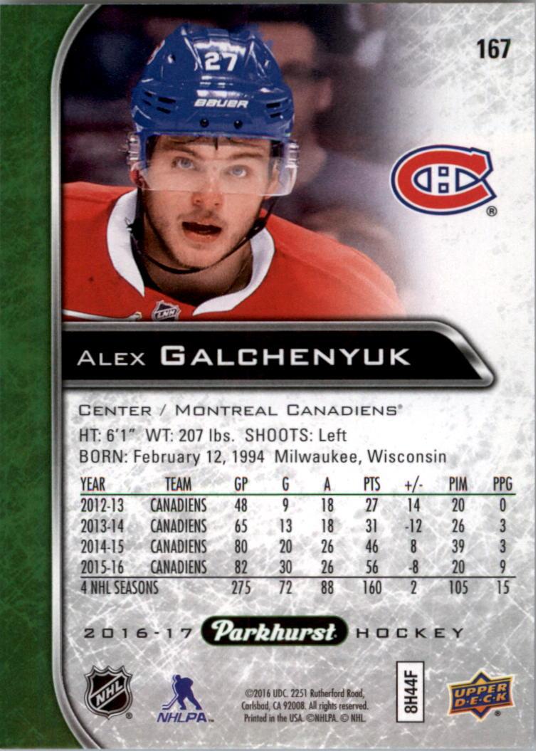 2016-17-Parkhurst-Hockey-Card-Pick thumbnail 163