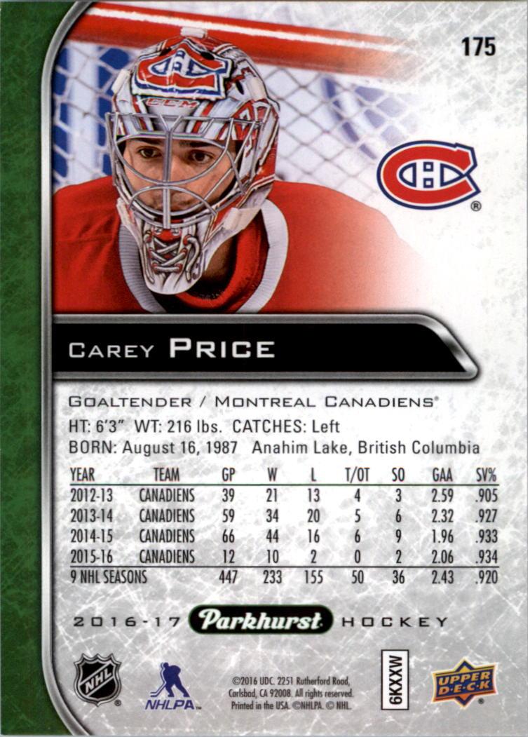 2016-17-Parkhurst-Hockey-Card-Pick thumbnail 173