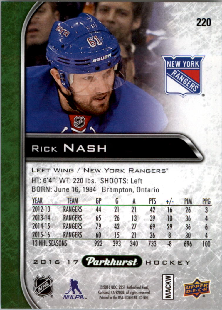 2016-17-Parkhurst-Hockey-Card-Pick thumbnail 213