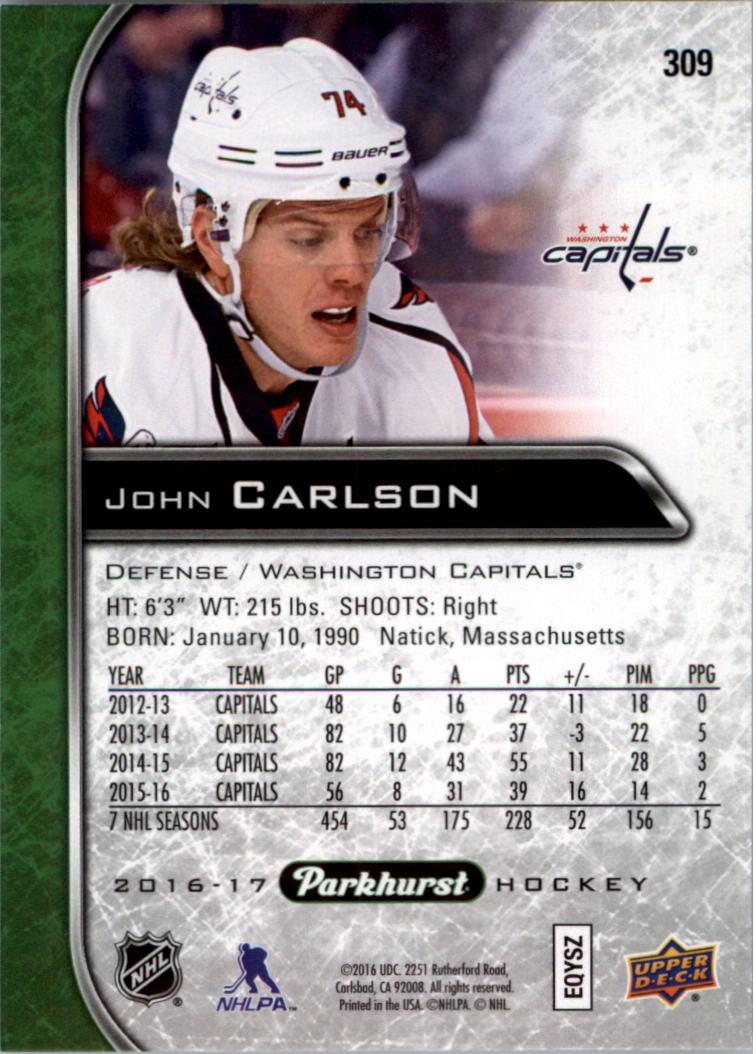 2016-17-Parkhurst-Hockey-Card-Pick thumbnail 303