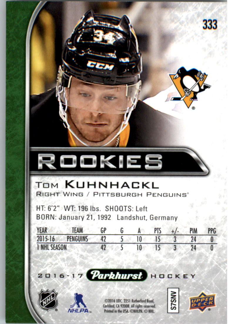 2016-17-Parkhurst-Hockey-Card-Pick thumbnail 329