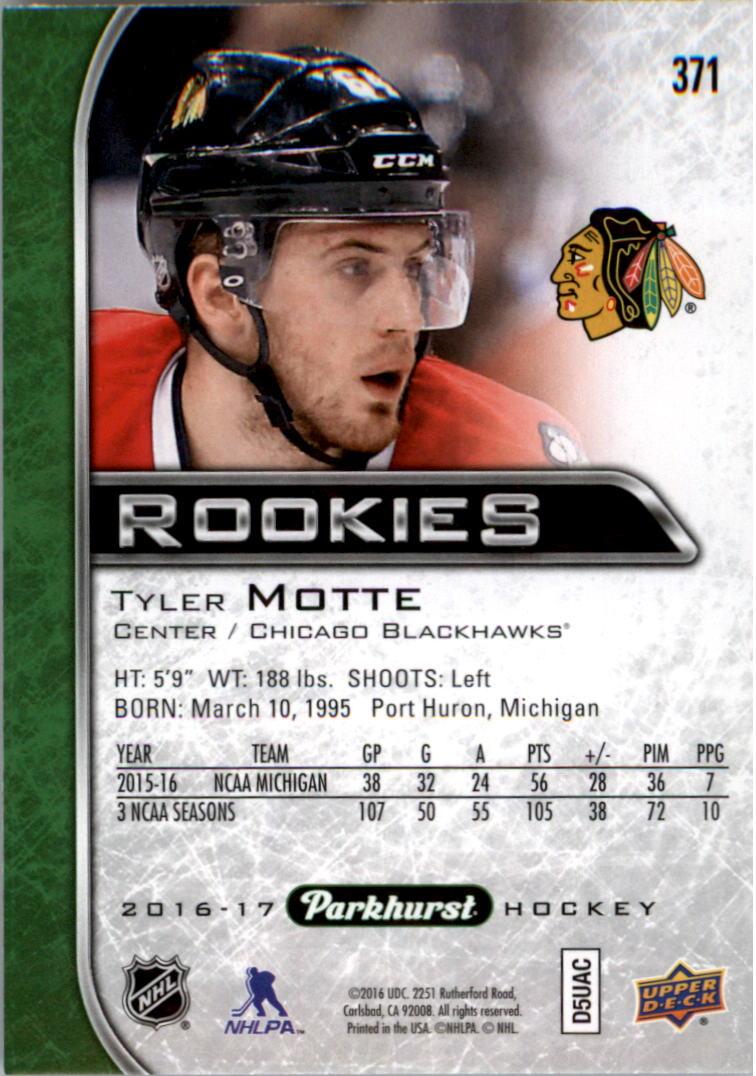 2016-17-Parkhurst-Hockey-Card-Pick thumbnail 375