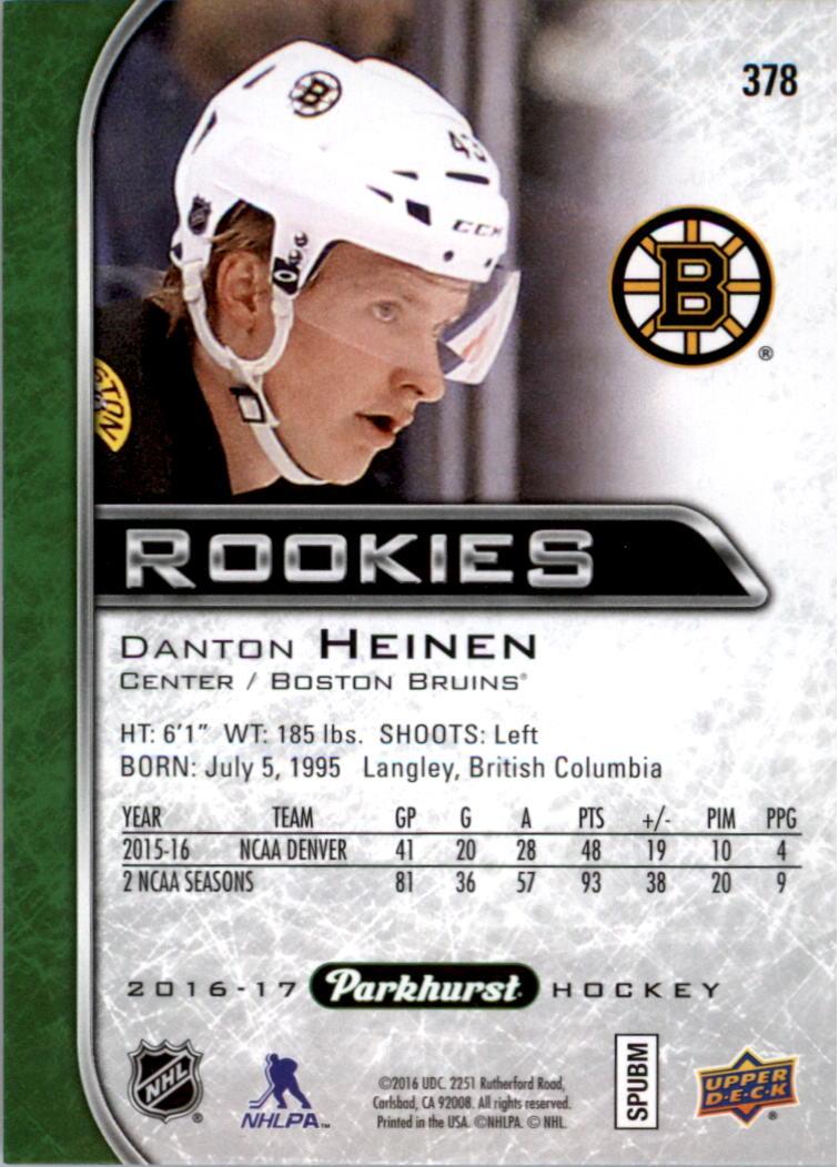 2016-17-Parkhurst-Hockey-Card-Pick thumbnail 379