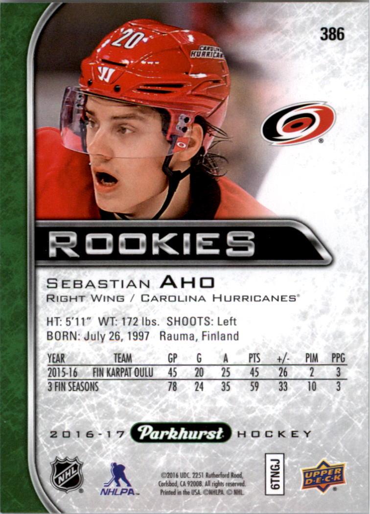 2016-17-Parkhurst-Hockey-Card-Pick thumbnail 385