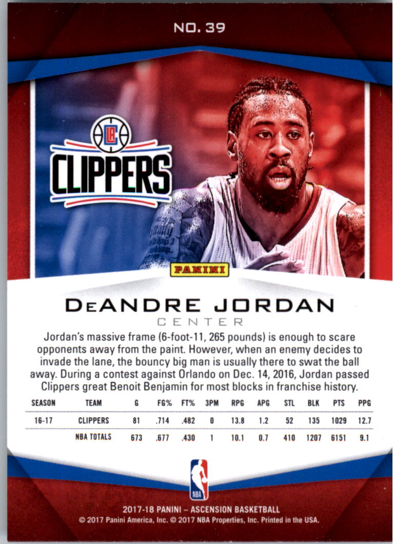 2017-18-Panini-Ascension-Basketball-Card-Pick thumbnail 77