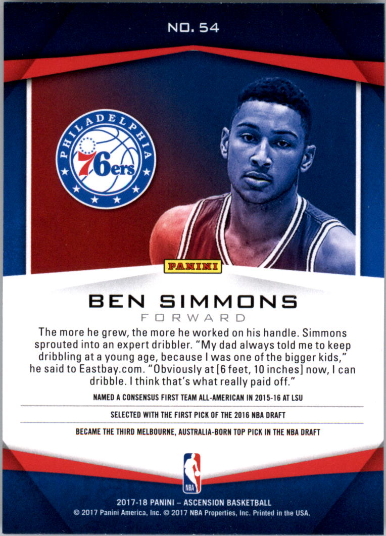 2017-18-Panini-Ascension-Basketball-Card-Pick thumbnail 107