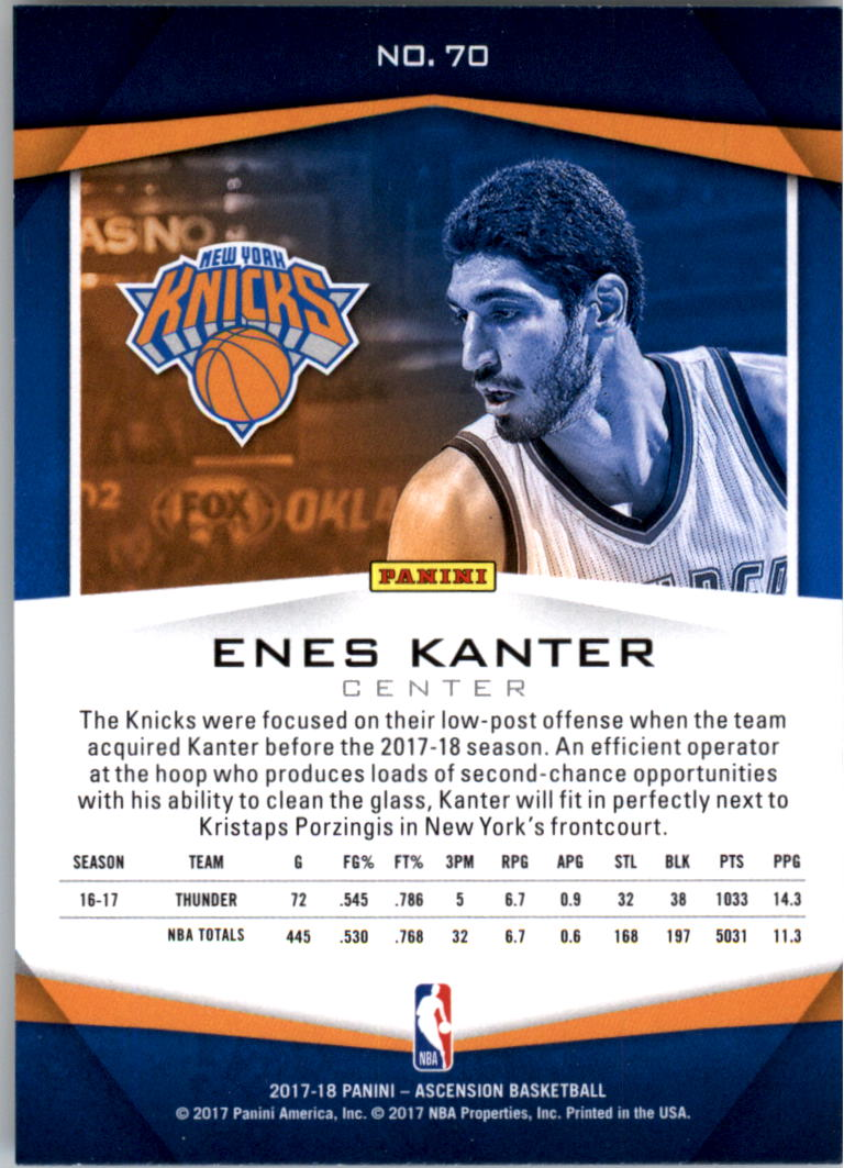 2017-18-Panini-Ascension-Basketball-Card-Pick thumbnail 139