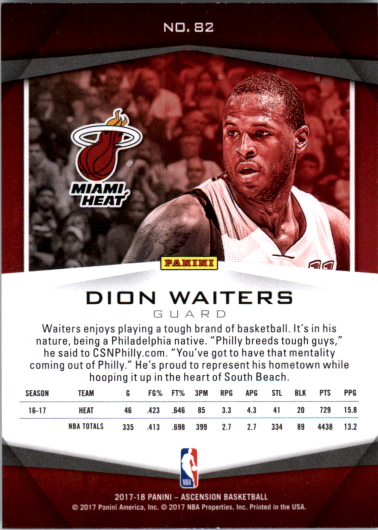 2017-18-Panini-Ascension-Basketball-Card-Pick thumbnail 163