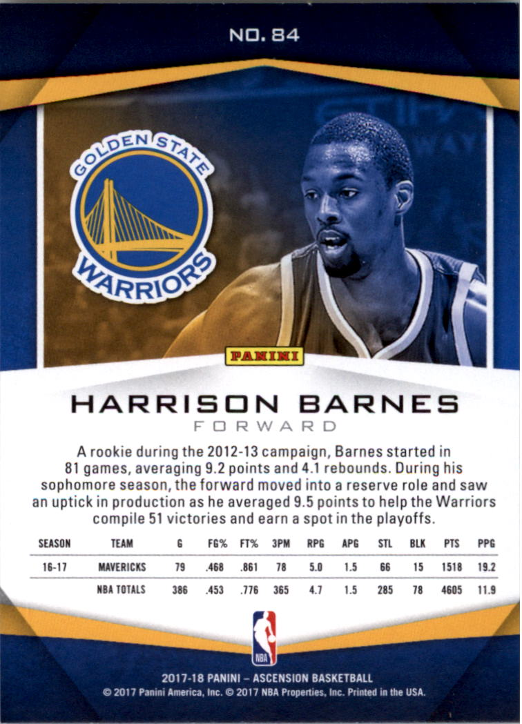 2017-18-Panini-Ascension-Basketball-Card-Pick thumbnail 171